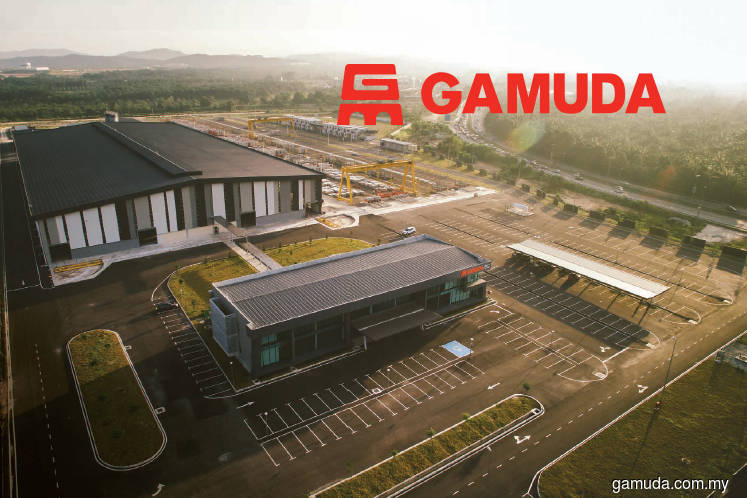 Revival of key infrastructure projects seen as catalyst for Gamuda