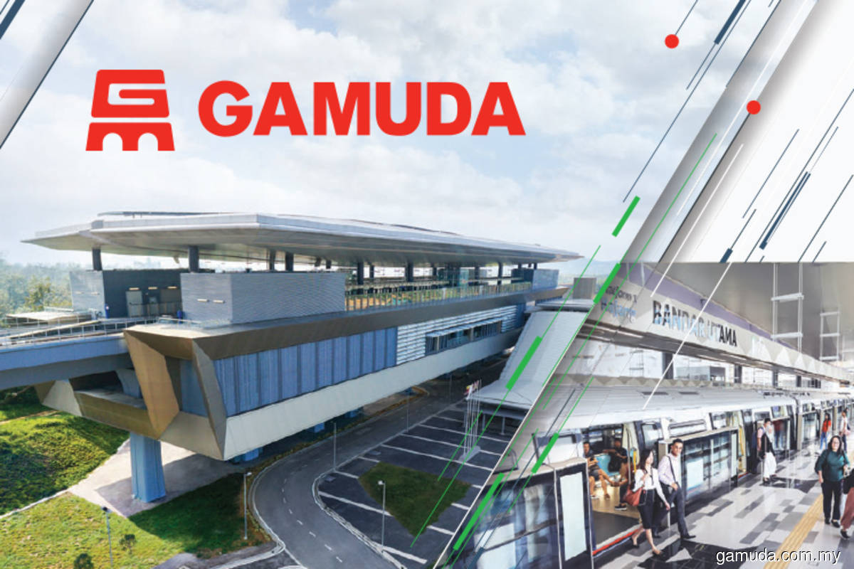 Gamuda rises on MRT 3 revival
