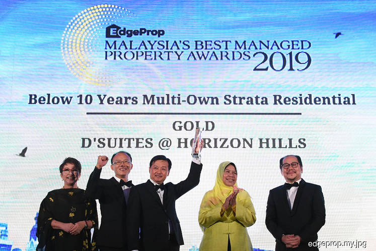 Gamuda Land bags three awards for quality and sustainable property management
