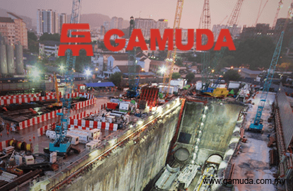Gamuda's 4Q net profit falls 25.4%