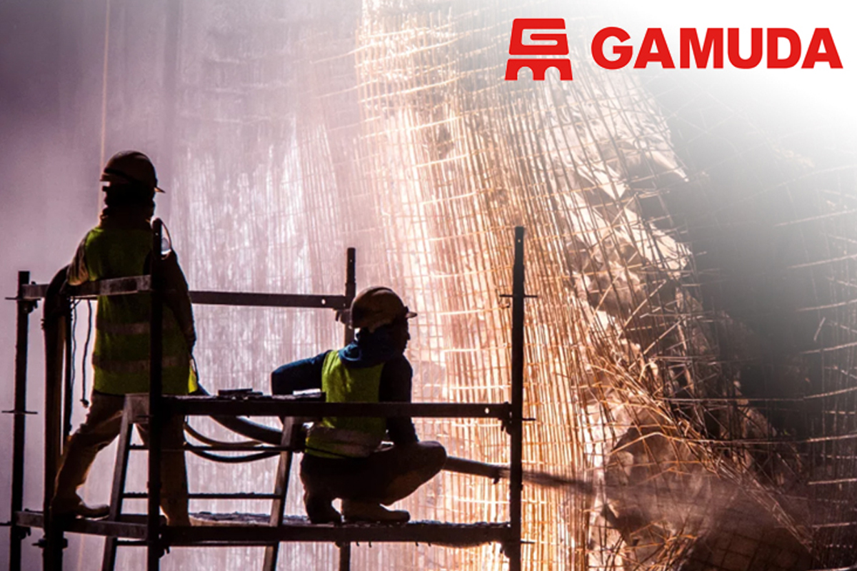 Gamuda dips 4.3% on profit taking after embarking on development of Island A under PTMP