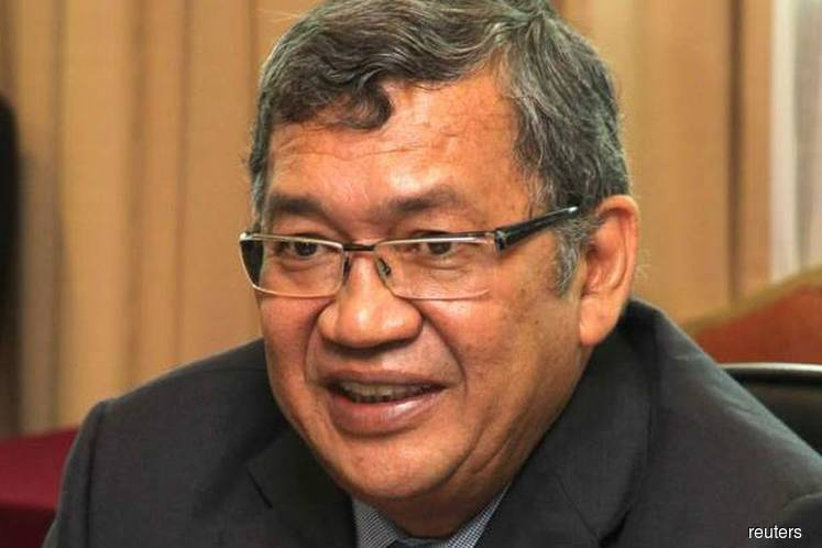 Gani Patail: 1MDB probe team to hold first meeting tomorrow