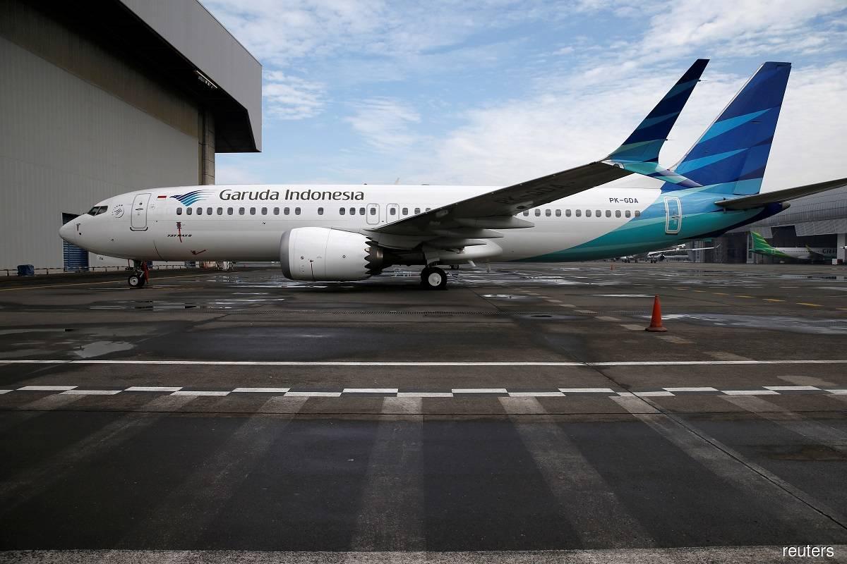 Cargo firm takes airline Garuda Indonesia to court seeking debt settlement
