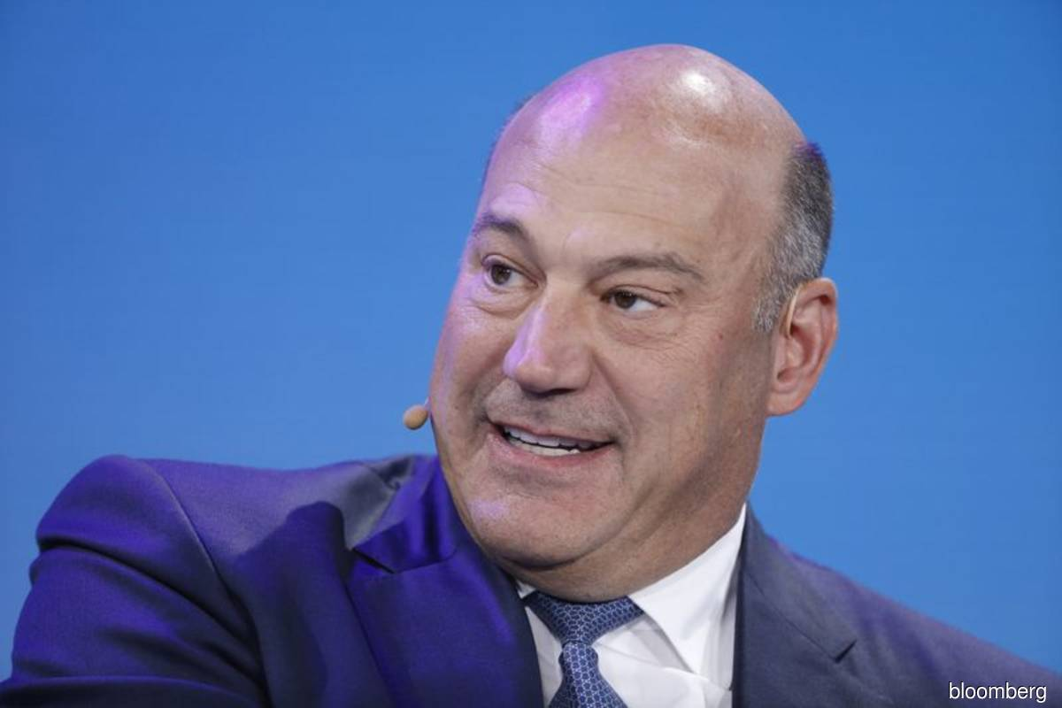 Gary Cohn to make donation instead of returning pay to Goldman after 1MDB scandal