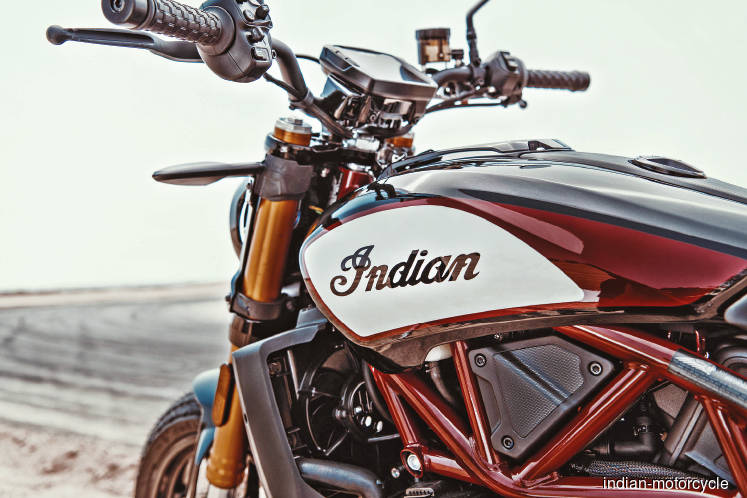 Motorcycles: 'Everyone loves that bike!' The allure of the Indian FTR 1200 S motorcycle