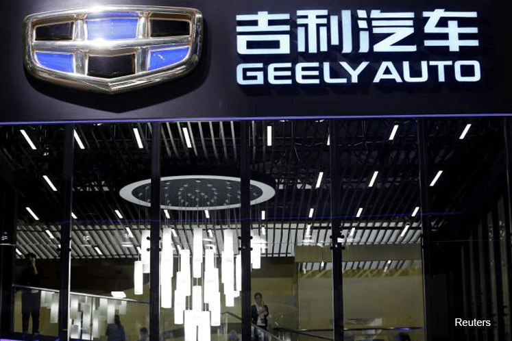 Automaker Geely calls on China to relax mapping rules to speed self-drive development