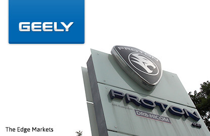 China's Geely to bid for Malaysian car maker Proton — sources