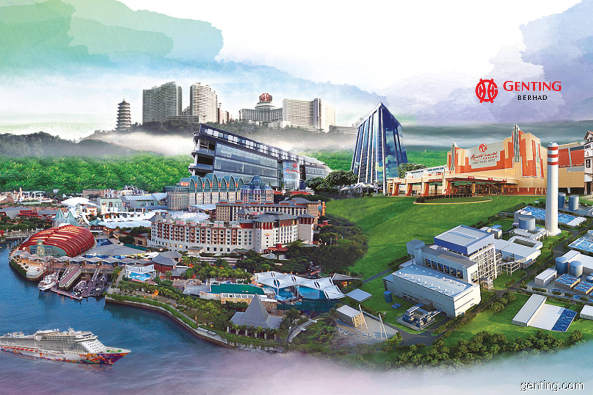 Genting group's Malaysia-listed firms outsource share registrar function for first time on record
