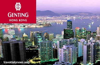 云顶香港与中国招商蛇口达策略合作