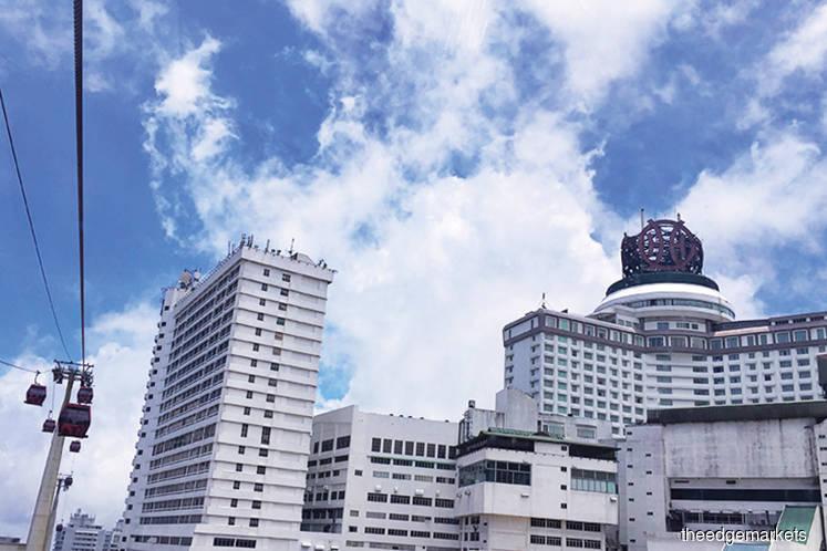 为收购帝国股权护航 云顶马来西亚活络走高