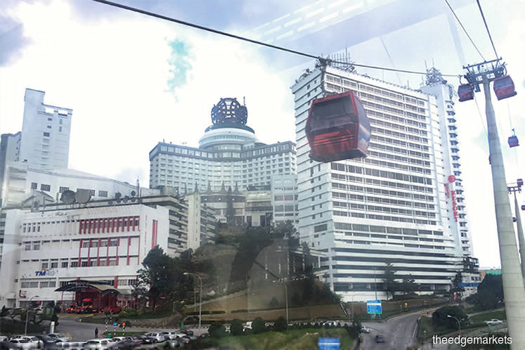 Genting and GenM 3Q profitable on absence of RM1.83b impairment loss