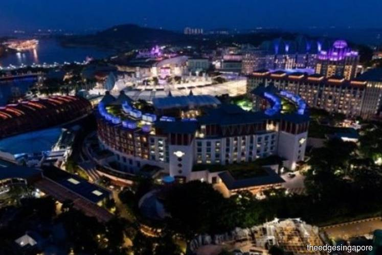 Genting Singapore posts 4% increase in 4Q earnings to S$156 mil, full-year earnings lifted to S$689 mil