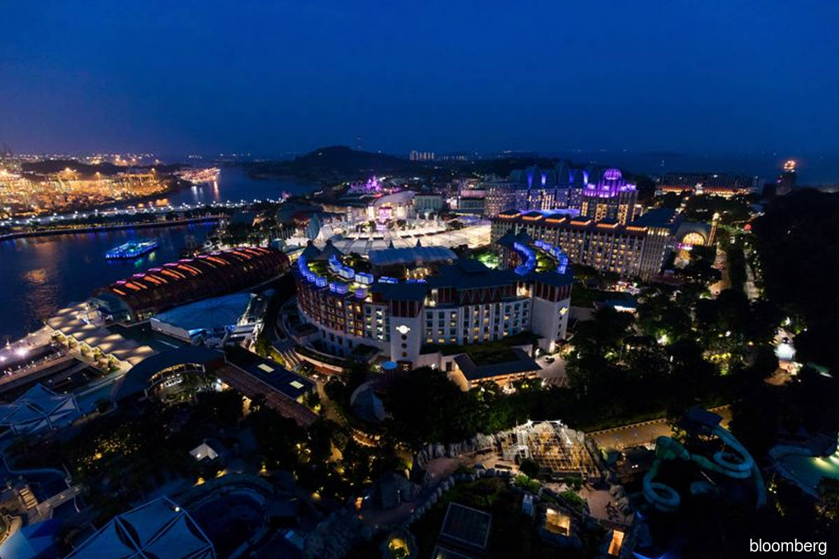 Genting Singapore axes workers despite partial reopening
