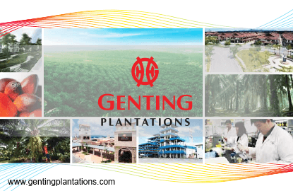 Genting Plantations sees 3Q net profit drop on softer CPO prices, slower property sales