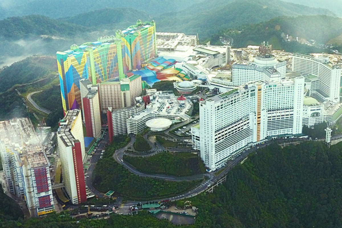 Resorts World Genting expects decline in visitors amid MCO