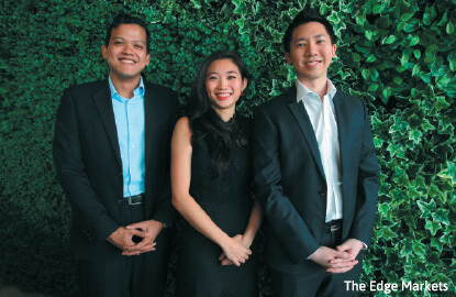 Gen Y of three prominent families pool funds to invest