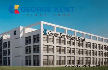 乔治肯特第三季净利劲扬67%