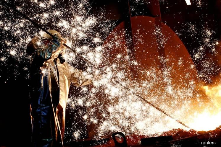 German industry orders surge in Jan by most in 5½ years