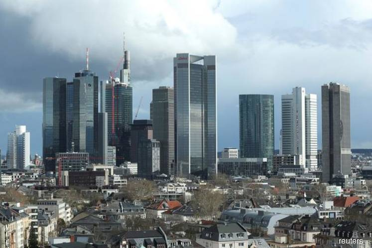 Euro zone business activity barely grew in April, PMI shows
