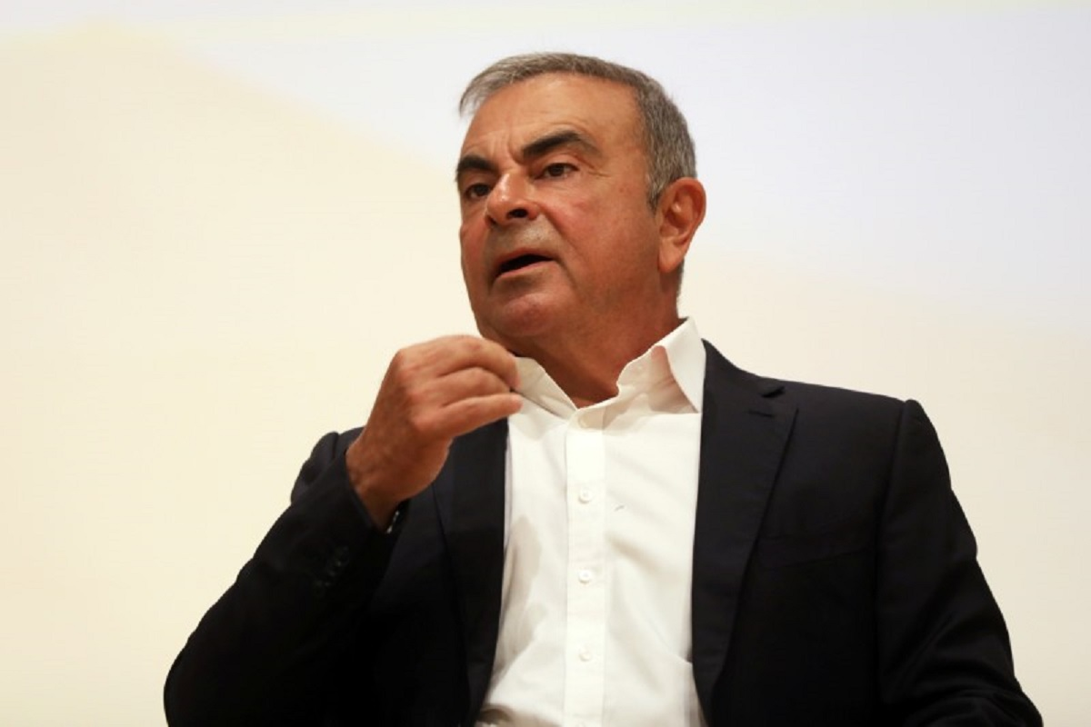 Carlos Ghosn (File photo by Reuters)