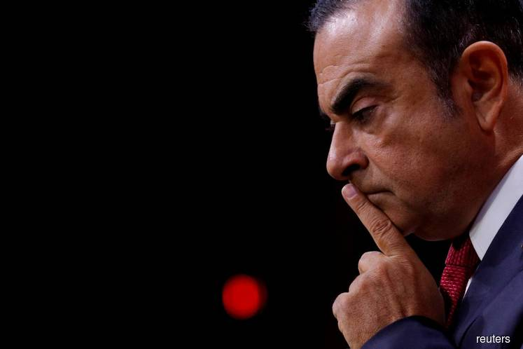New allegations against Ghosn concern payments to Saudi businessman