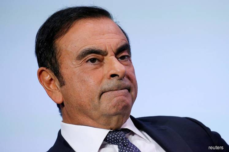 Ex-Nissan Chairman Ghosn indicted on aggravated breach of trust charge