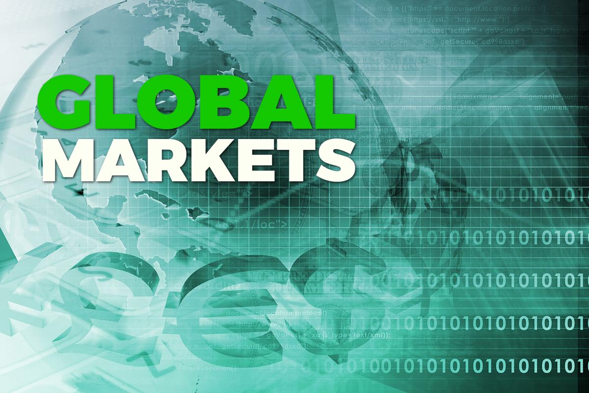 Equities eye third week of gains after tech boost, US dollar dips