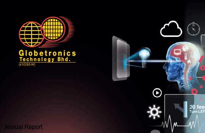 Globetronics's 1Q net profit plunges 78.5% on lower demand