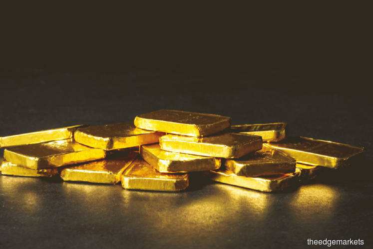 Gold market caught in bottleneck