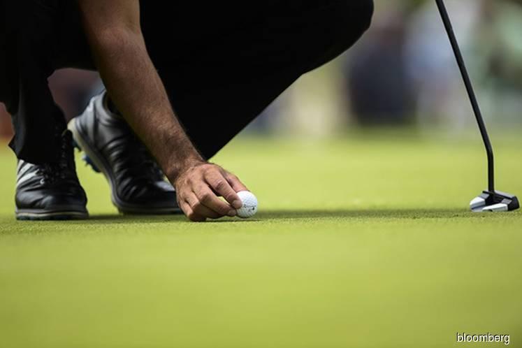 Golf: Nitties sinks record nine successive birdies in Australia