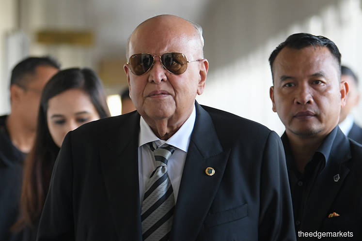 Gopal Sri Ram will continue to lead prosecution in Najib's 1MDB case