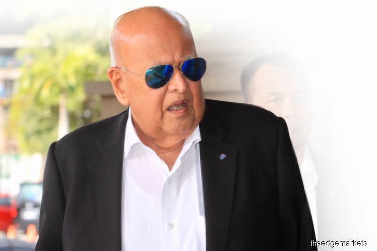 'Najib's mistrust of Abdul Gani, Muhyiddin led to their sacking'