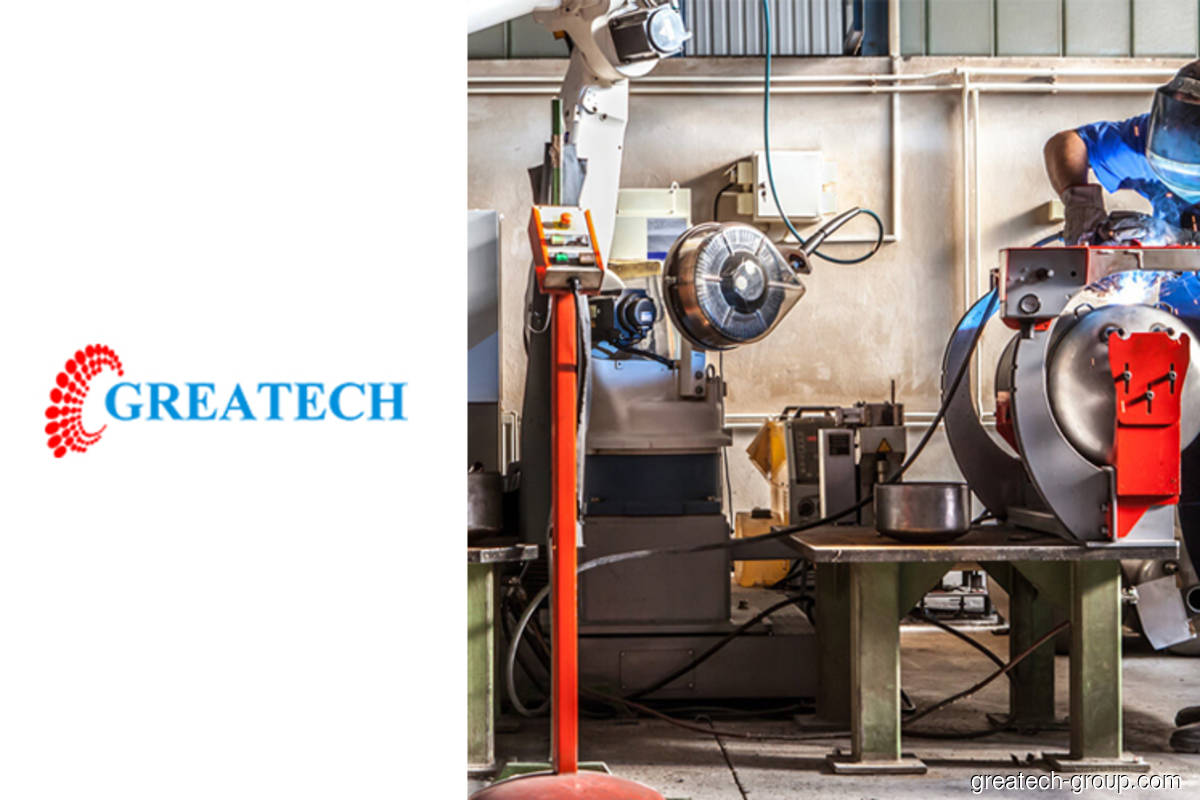 Greatech down 10.34% following report on snafu in Lordstown Motors Corp commercial production