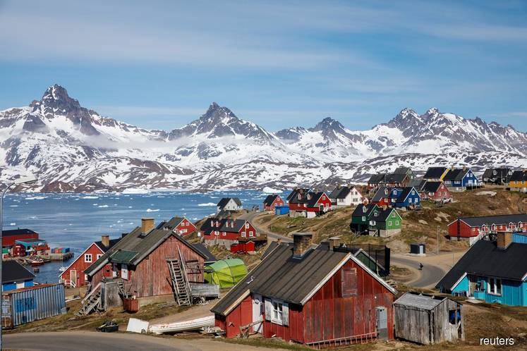 'We're not for sale,' says Greenland's foreign minister
