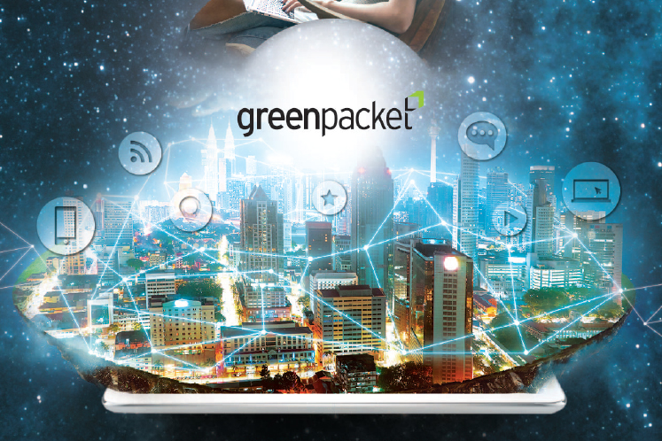 Green Packet to raise up to RM99m via private placement to fund cloud business
