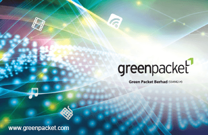 Green Packet amends results, net loss in 1Q