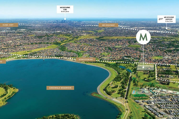 Matrix Concepts selling bungalow lots on outskirts of Melbourne city