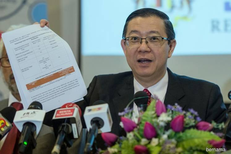 Guan Eng: Malaysia's 2019 inflation to average between 1.6% and 2%