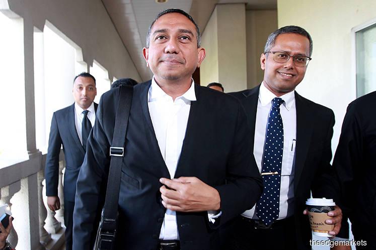 Hafarizam's lawyer seeks more details in money laundering suit