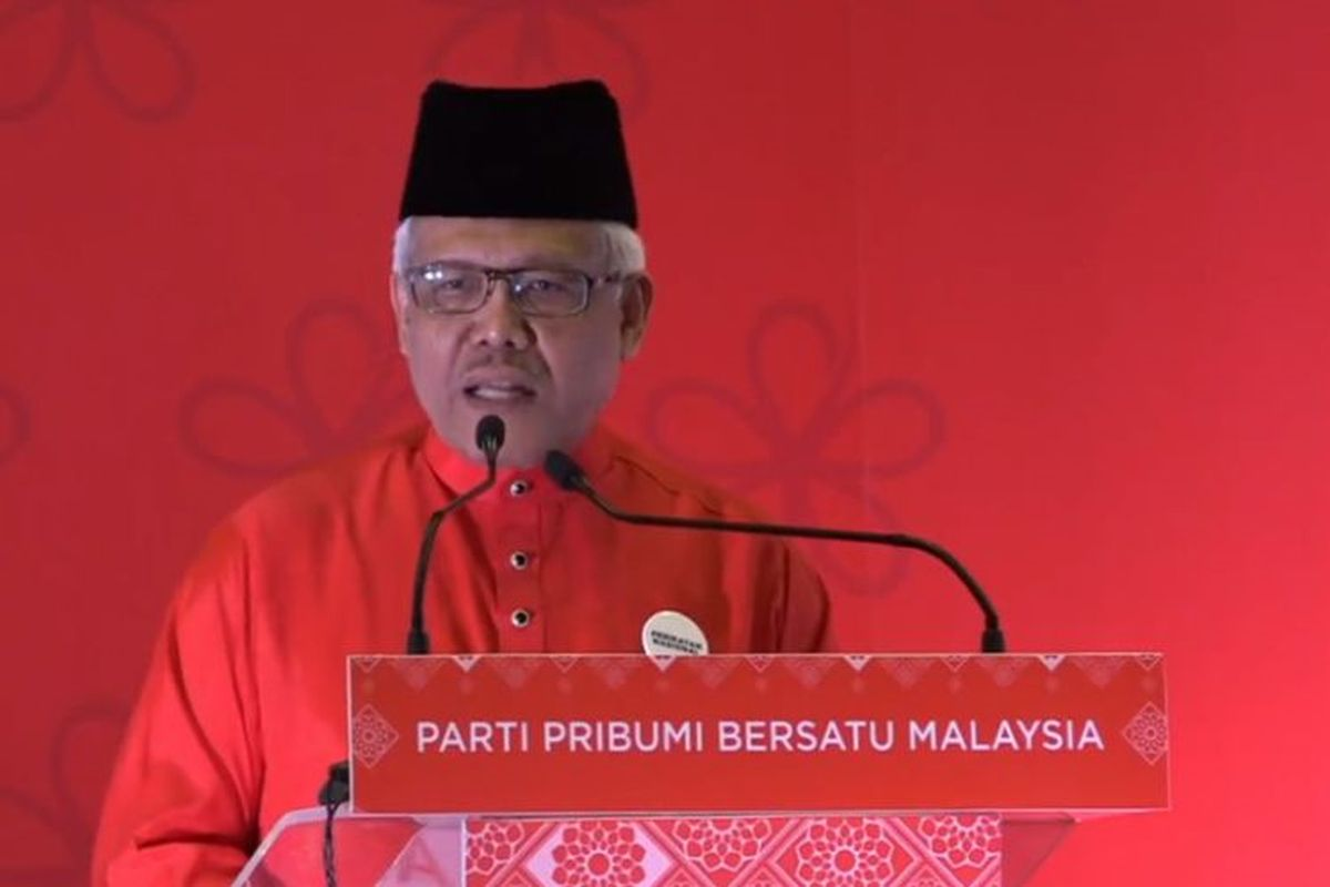 Home Ministry checking authenticity of leaked audio recording — Hamzah