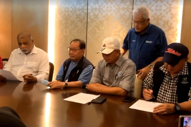 Sabah polls: PBS and STAR agree to truce in four seats — Hamzah
