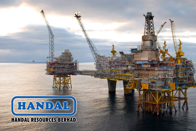 Handal Resources in acquisition of O&G firm which could result in RTO