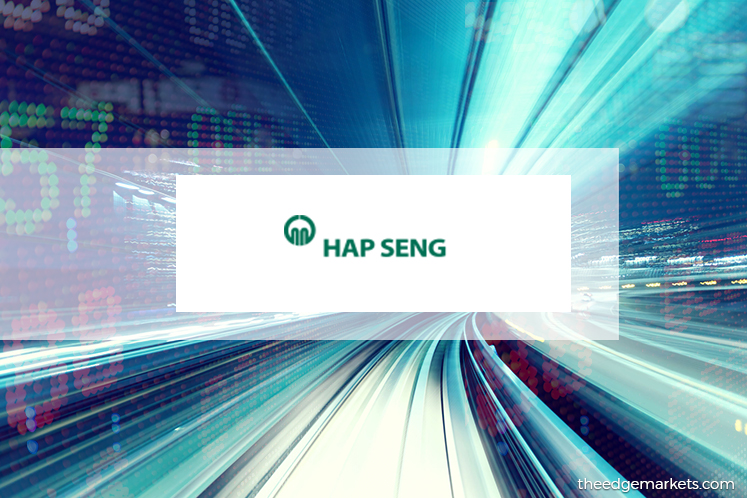 Stock With Momentum: Hap Seng Consolidated