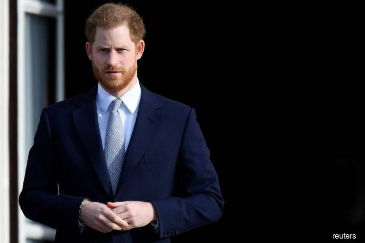 Prince Harry seeks 'more peaceful life' as reluctantly ends royal role
