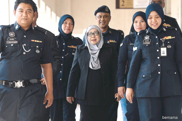 Hasanah claims trial to CBT charge