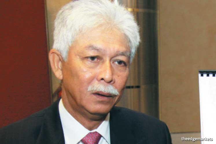 Tan Sri Mohd Hassan Marican. (The Edge file photo)