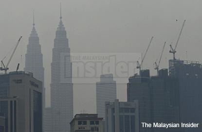 Air quality decreases in Johor, Malacca, Negri Sembilan