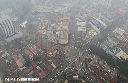 Seremban worst hit as smoke chokes 17 areas