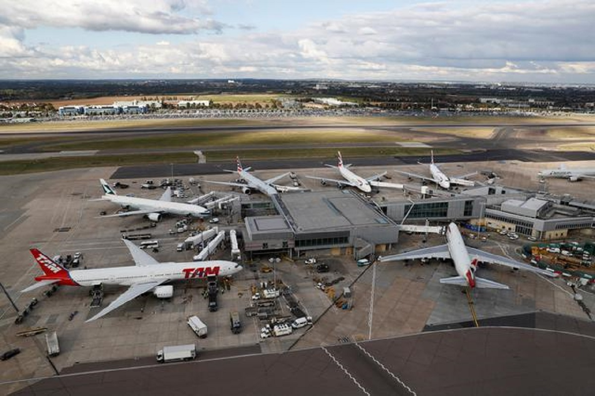 Britain's top court gives go-ahead to Heathrow expansion