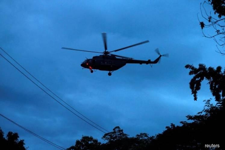 Four boys have exited Thai cave - senior member of rescue team
